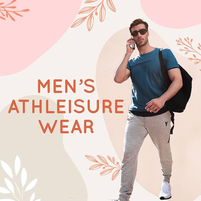 Men's Athleisure Wear
